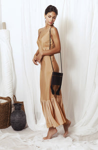 Cami Straps Maxi Dress, Dress - A.A Design