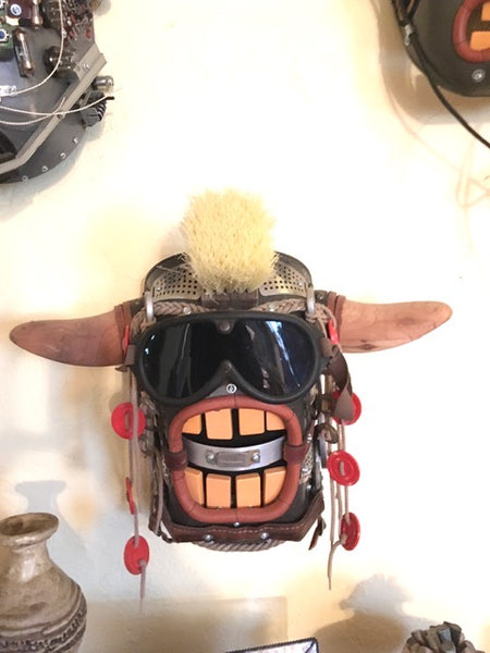 "Welding Mask ""Lock-Jaw"""