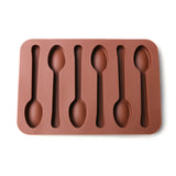 Fun 6-In-1 Spoon-Shaped Mould