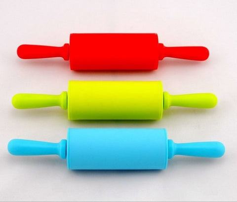 Non-Stick Rolling Pin For Children