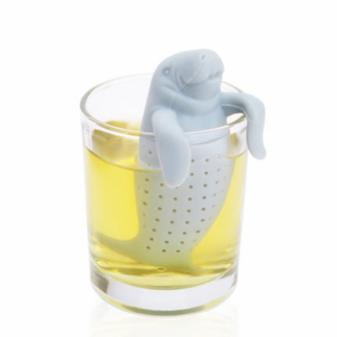 Manatea-Shaped Silicone Tea Infuser / Strainer