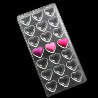 Hearts Artisan Chocolate Mould