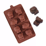 Animal Shapes Silicone Mould