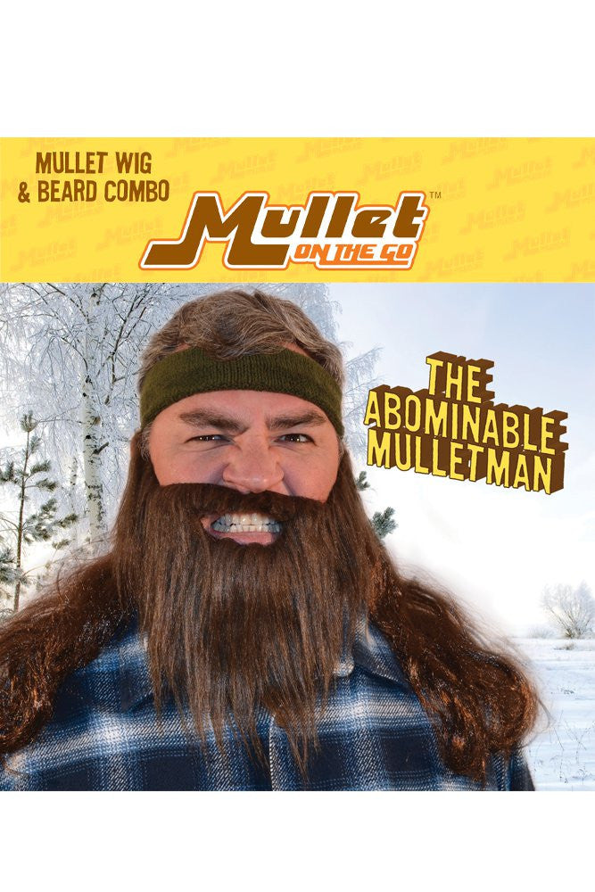 The Abominable Mulletman