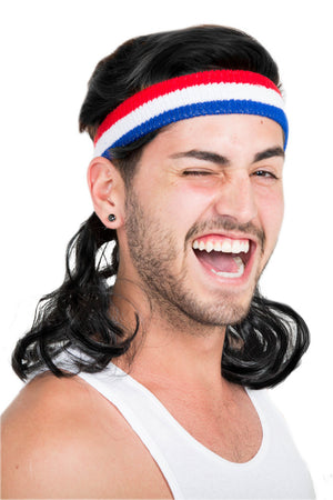 Bobcat Mullet Headband From Mullet On The Go™