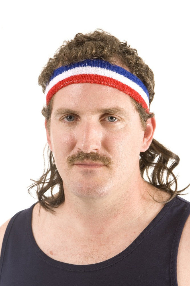 The Bobcat Mullet headband