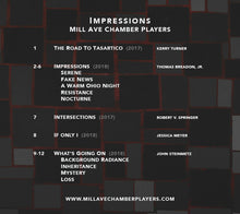 Impressions - The Road To Tasartico (Digital Download)