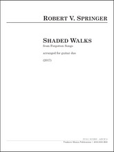 Shaded Walks (arr. guitar duo)