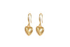 Valentine Earrings - Gold/Silver