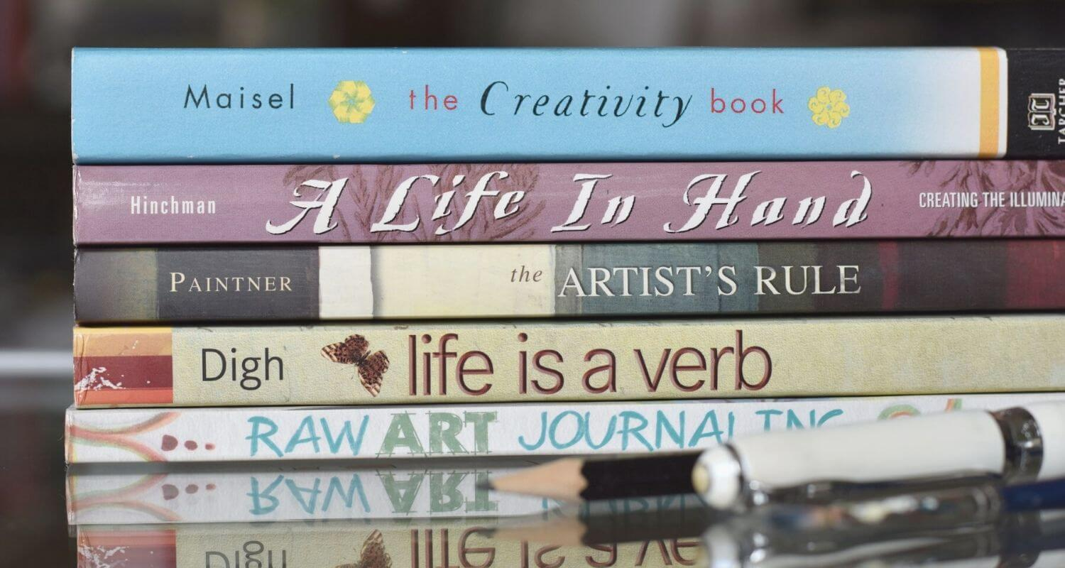 5 Creativity Books to Give Yourself a Hug