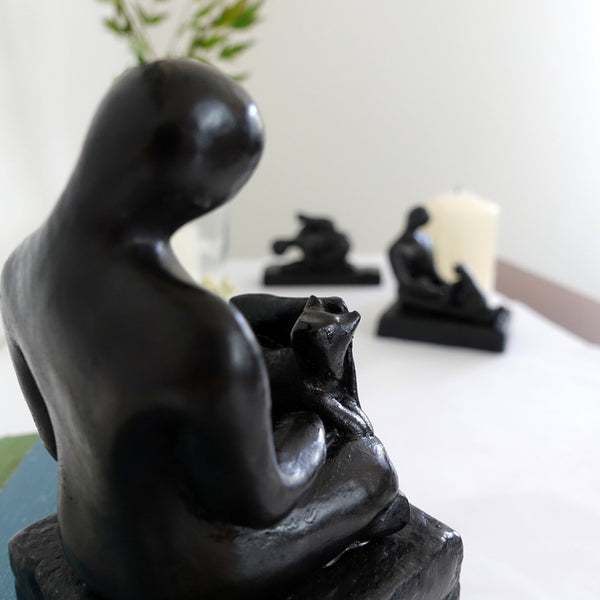 Distinctive sculpture for personal gifts