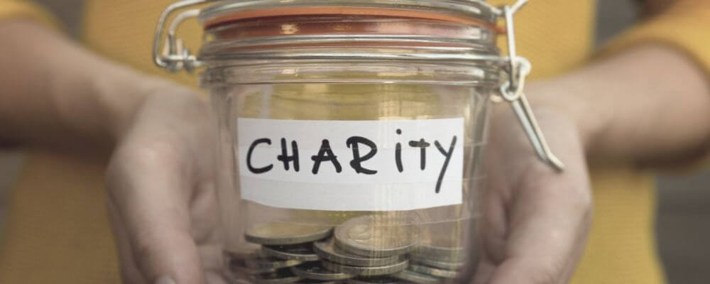 Include charity in your gift-giving