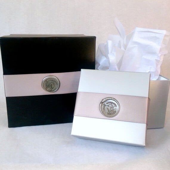 Revised gift boxes for sculpture - Small Company Artworks