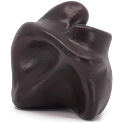 Small Company Artworks - Abstract Seated Thinking Figure Sculpture