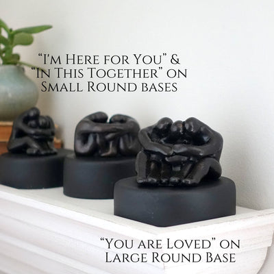 Sculpture art display bases - Small Company Artworks