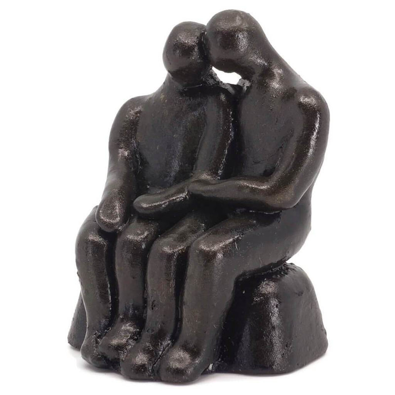 Tiny Comforting Friends Figure Sculpture Gift - Small Company Artworks