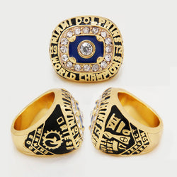 1972 Miami Dolphins  World Championship Ring #ORIESE