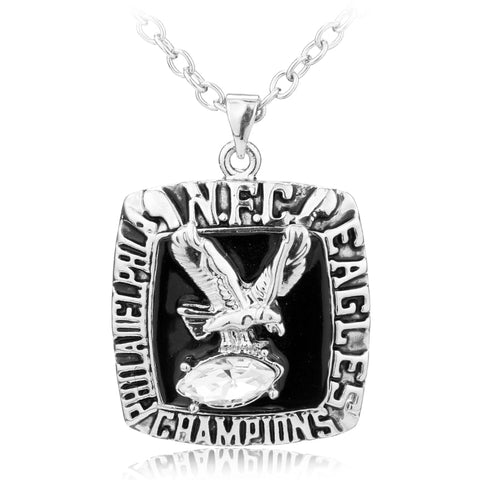 1980 National Football League Philadelphia Eagles replica championship pendant fashion jewelry STR0-044
