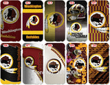 2016 Printed Washington Redskins Phone Cover For Apple iphone 6 6S plus Coque Fundas Bumper Shell Capa Case