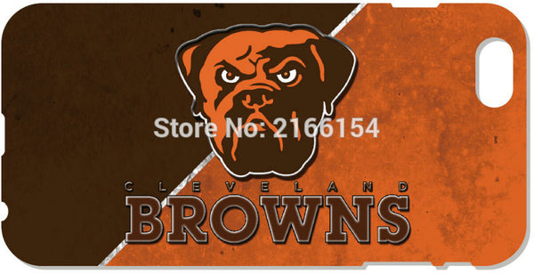 2016 cleveland brown Cell phone Cover For iphone 5S SE 5C 6 6S Touch 5 6 For Samsung Galaxy J1 J2 J3 J5 J7 A3 A5 A7 A8 Case