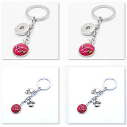 2017 Fashion Football Key Chain Arizona Cardinals Charm Keychain Car Keyring for Women Men Keyrings Gifts Party Wedding