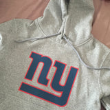 2017 Fashion New York Print Giants Winter Brand Clothing Men Sweatshirt Fleece Hoodie USA Footballs Team Male Casual Tracksuit
