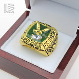 2017 Fashion Wholesale Sport Ring 1980 Philadelphia Eagles Championships Ring For Men