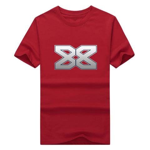 2017 Men Dallas #88 Dez Bryant X Factor Logo T-shirt Tees Short Sleeve T SHIRT Men's Cowboys Fashion W1123023