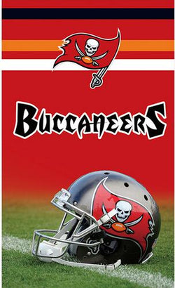 3FTX5FT Tampa Bay Buccaneers flag  100D polyester digital printed banner with 2 Metal Grommets  free shipping