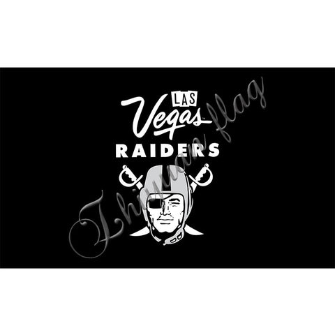 3x5ft Oakland Raiders (Las Vegas Raiders)flag 90x150cm polyester banner