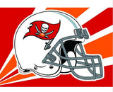3x5ft Tampa Bay Buccaneers flag 150x90cm 100D polyester digital printed banner
