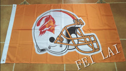 90x150cm Tampa Bay Buccaneers flag Helmet Edition the NFL banner digital print