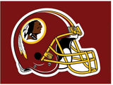 90x150cm Washington Redskins flag helmet edition digital print polyester banner 3x5ft sports decoration Free shipping