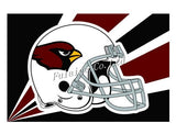 Arizona Cardinals Flag USA With Stars and Stripes Flag 3x5 ft custom Banner 90x150cm Sport flag Stainless Steel Grommets