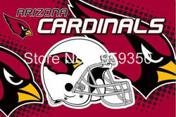 Arizona Cardinals Helmet Flying Flag Banner  flag 3ft x 5ft 100D Polyester 90x150cm 40005