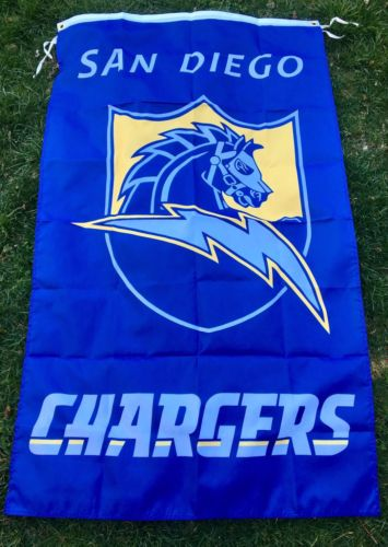 Los Angeles Chargers Flag 3 X 5' Indoor Outdoor Banner SAN DIEGO California LA High Quality Flag Custom flag Drop Shipping