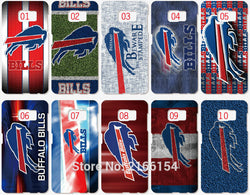 Lot buffalo bills Painting plastic Hard Cover For Samsung Galaxy S2 S3 S4 S5 Mini S6 S7 Edge Plus Note 2 3 4 5 Mobile Cell Case