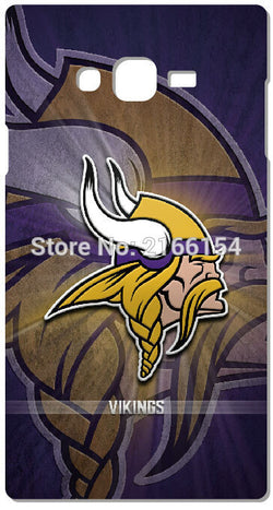 Minnesota Vikings Cell Phone Case For Samsung Galaxy Core G360 G350 A3 A5 A7 A8 A9 E5 E7 J1 J2 J3 J5 J7 Prime 2016 Cover Capa