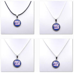 Necklace Women Snake Necklace Pendants for Girl New York Giants Charms Football Fans Gifts Party Birthday Fashion 2017