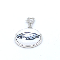 Pendant Accessories Philadelphia Eagles Charms Accessories for Bracelet Necklace for Women Men Football Fans Paty Fashion 2017