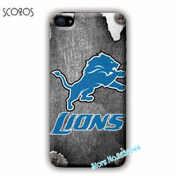 SCOZOS Best Detroit Lions Ripped Metal cell case for iphone X 8 8 plus 4 4s 5 5s 5c SE 6 6s & 6 plus 6s plus 7 7 plus &ss134