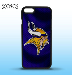 SCOZOS Minnesota Vikings phone case cover for iphone X 8 8 plus 4 4s 5 5s 5c SE 6 6s & 6 plus 6s plus 7 7 plus  #SC266