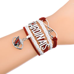 Skyrim  17 cm  NFC West Arizona Cardinals Charm Bracelet