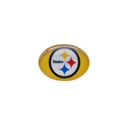 Snap Button 18mmX25mm Pittsburgh Steelers Charms Snaps Bracelet for Women Men Football Fans Gift Paty Birthday Fashion 2017