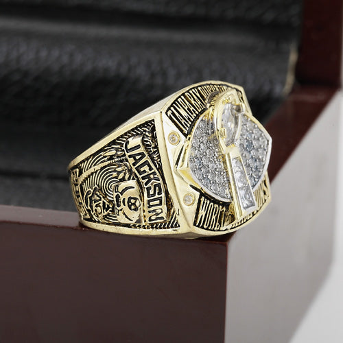 Solid 2002 XXXVII TAMPA BAY BUCCANEERS Super Bowl Football Championship Ring Size 10-13 With High Quality Wooden Box Fans Gift