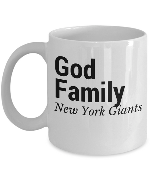 God Family New York Giants