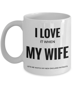 I Love My Wife