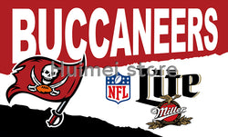 top design decoration banner and gift 90x150cm Tampa Bay Buccaneers Flag 3x5 FT Banner