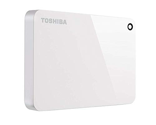 Toshiba Canvio Advance Portable External Hard Drive Usb 3.0 - imobile mx