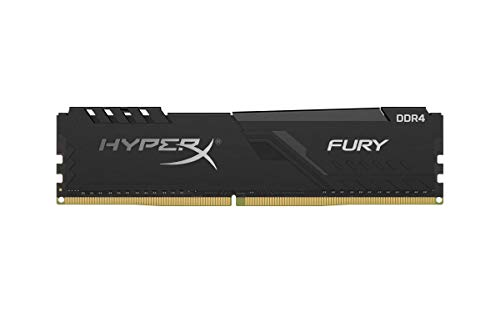 HyperX Fury DDR4 CL15 DIMM Negro - imobile mx
